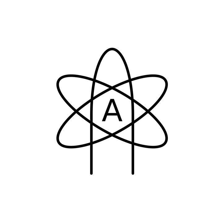 Atheism Symbol - My Evil Twin