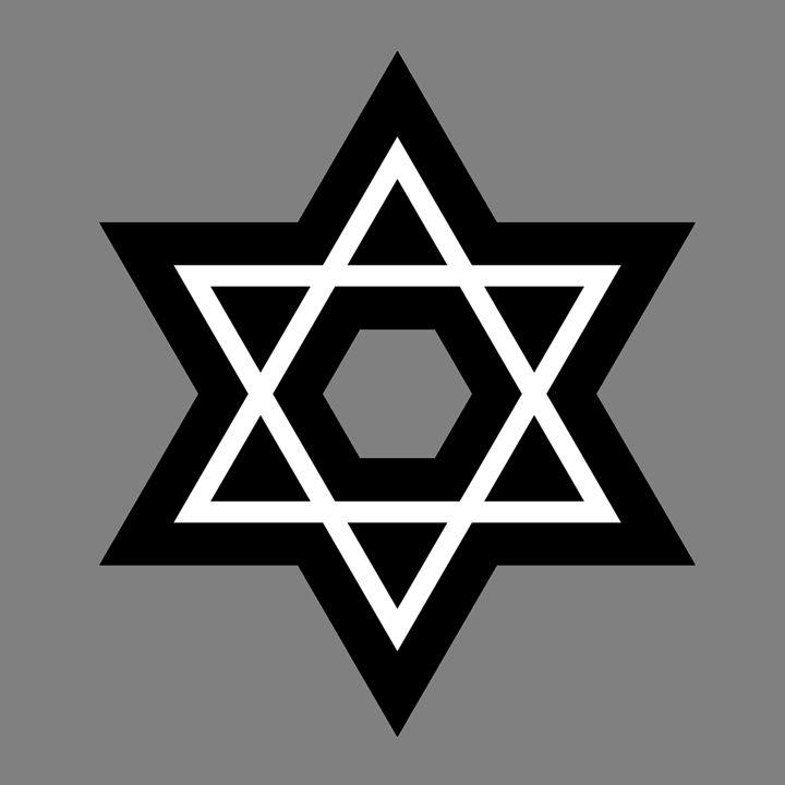 Judaism Symbol - My Evil Twin