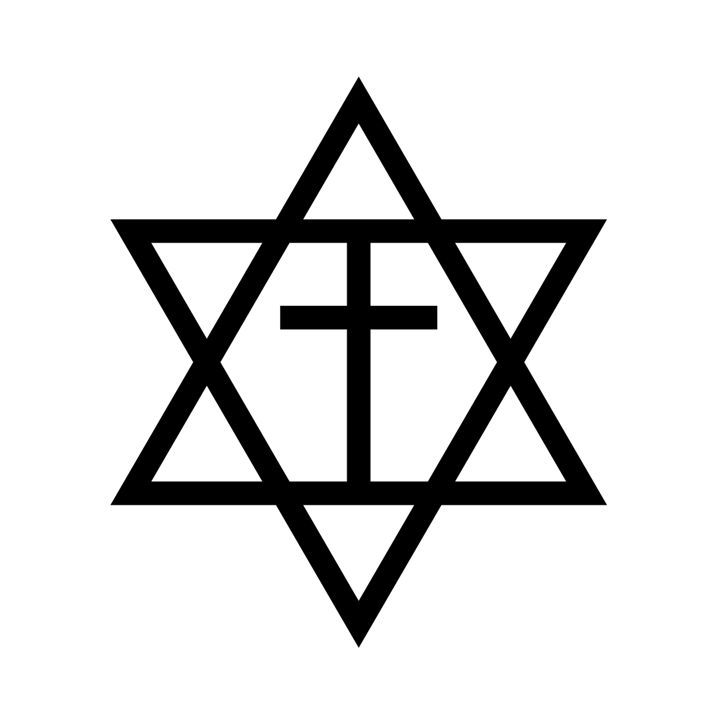 Messianic Judaism Symbol - My Evil Twin