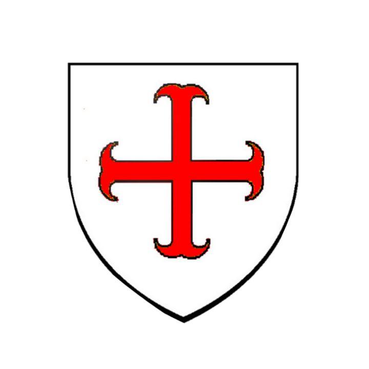 Knights Templar Crusades Shield - My Evil Twin