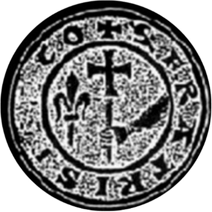 Knights Templar Seal - My Evil Twin