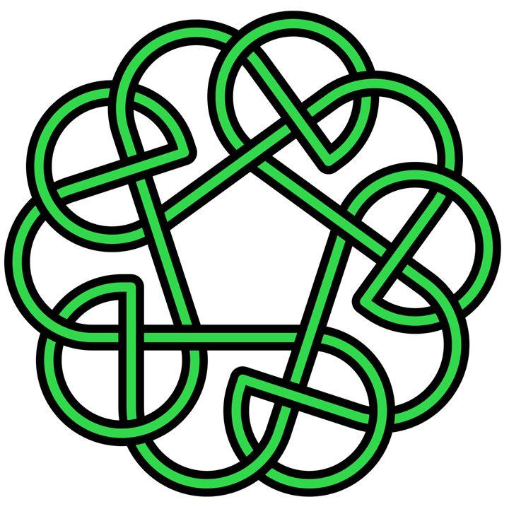 Celtic Knot - My Evil Twin