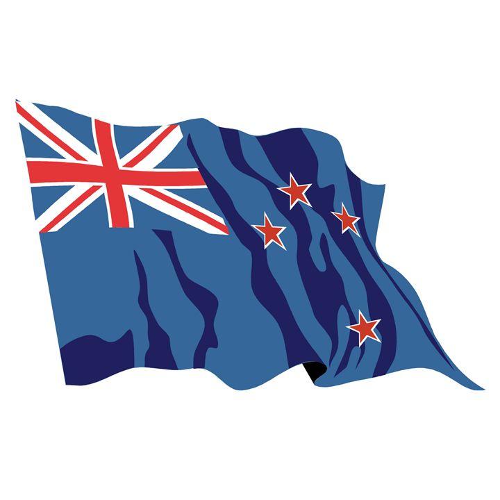 New Zealand Flag - My Evil Twin