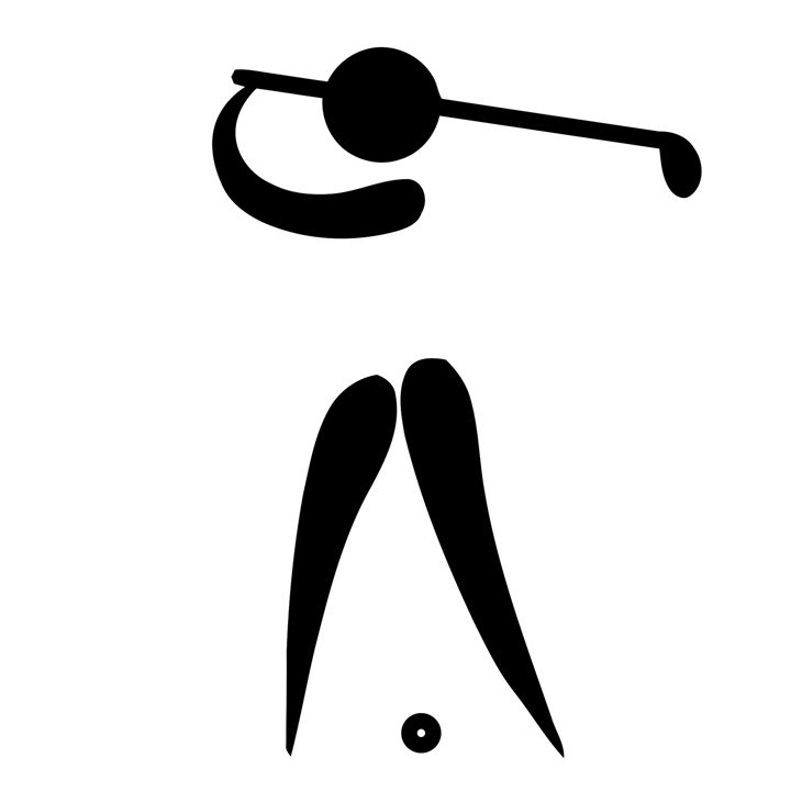 Golfer - My Evil Twin