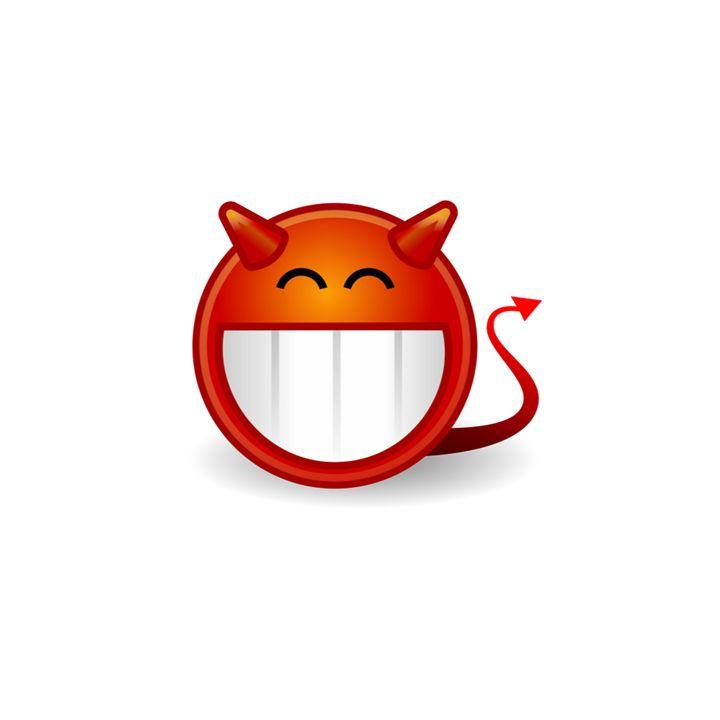 Smiling Devil - My Evil Twin