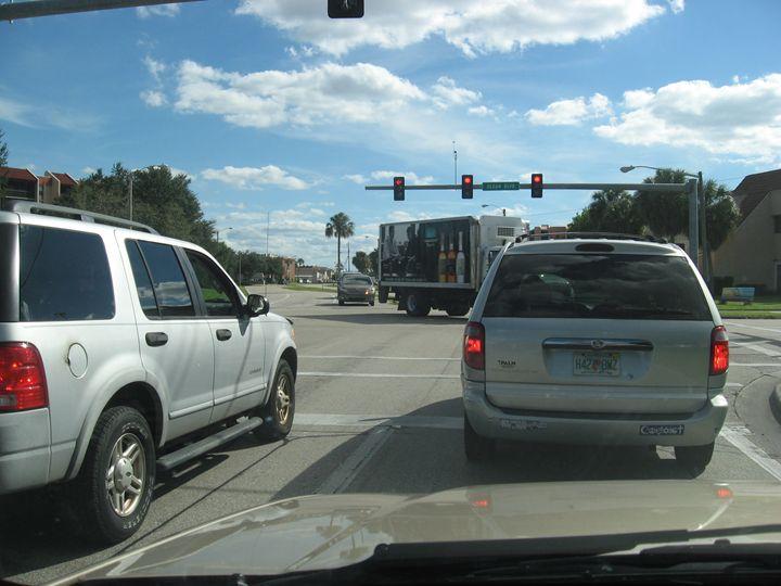 Olean Traffic - My Evil Twin