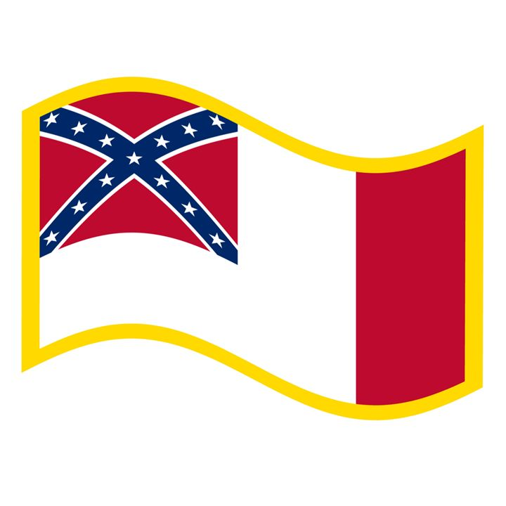 3d Confederate Flag - My Evil Twin