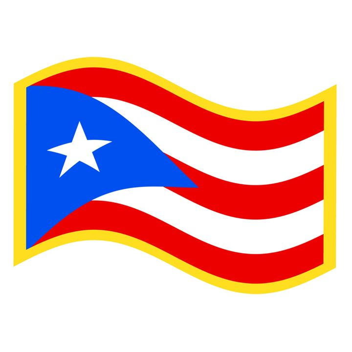 Puerto Rico Flag - My Evil Twin