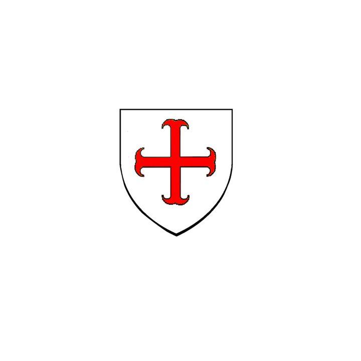 Knights Templar Crusade Shield - My Evil Twin