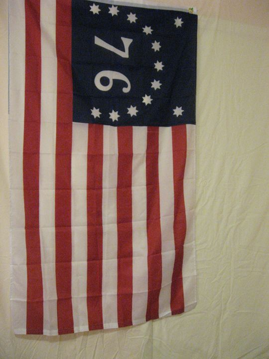 United States (Bennington 76) Flag - My Evil Twin