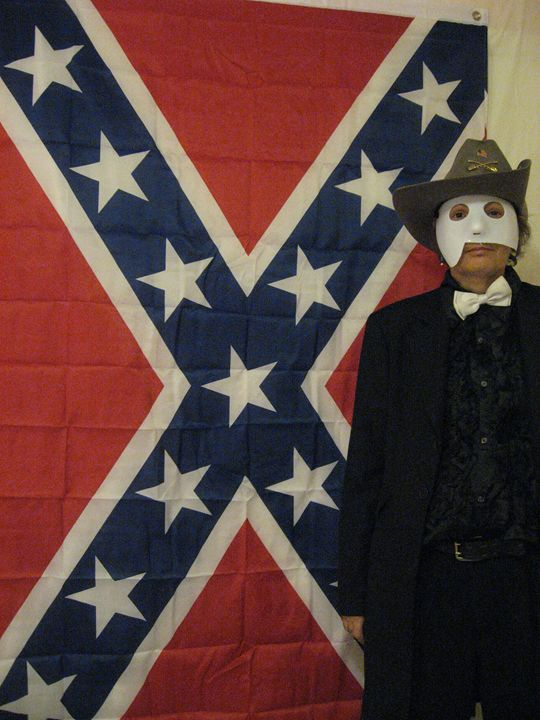 Bow Tie Confederate - My Evil Twin