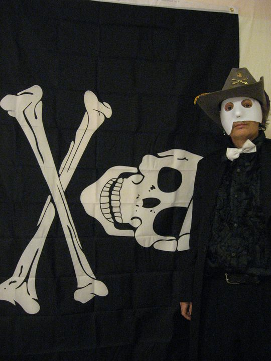 Bow Tie Pirate - My Evil Twin