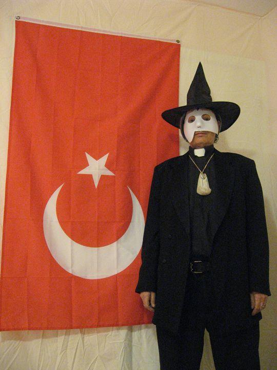 Islamic Witch #2 - My Evil Twin
