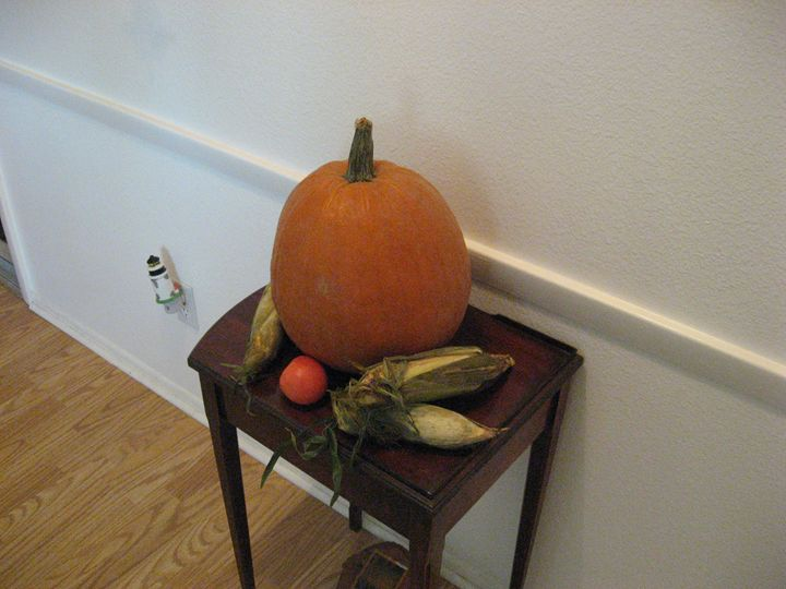 A Harvest Still Life - My Evil Twin