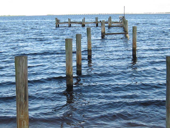 Derelict Dock - My Evil Twin