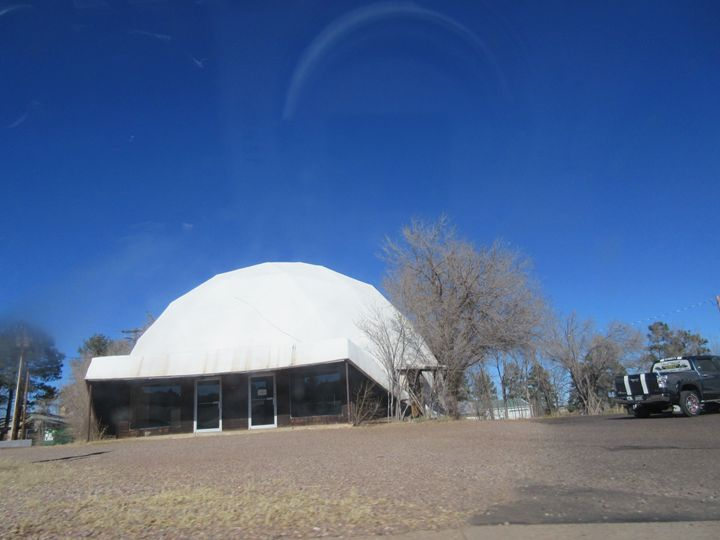 Geodesic Dome Building - My Evil Twin