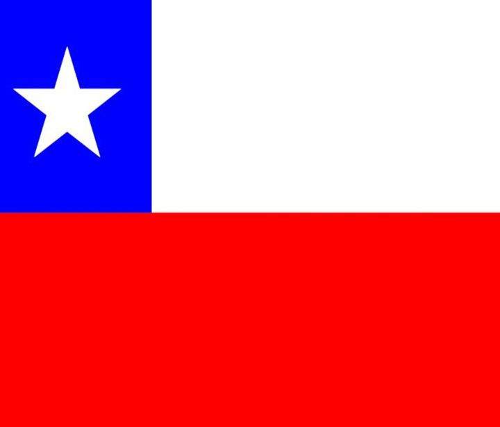 Chile Flag - My Evil Twin