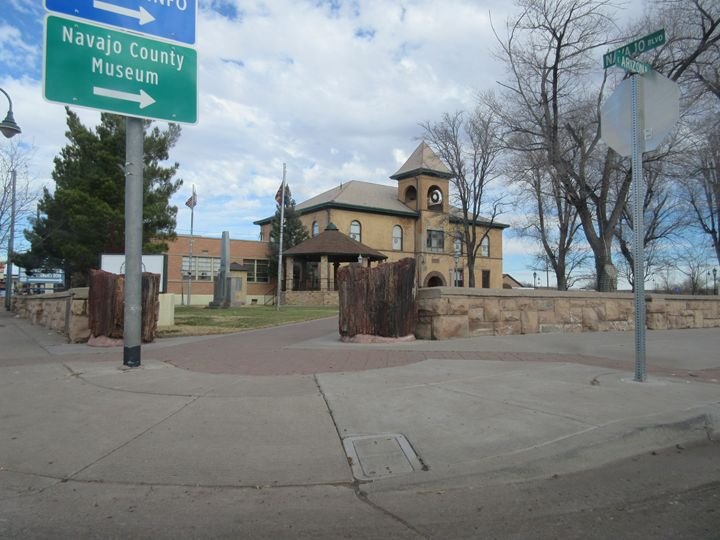 Holbrook Courthouse & Jail - My Evil Twin