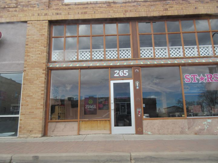 Holbrook Storefront - My Evil Twin
