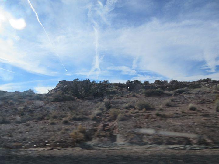 Desert Scenery - My Evil Twin