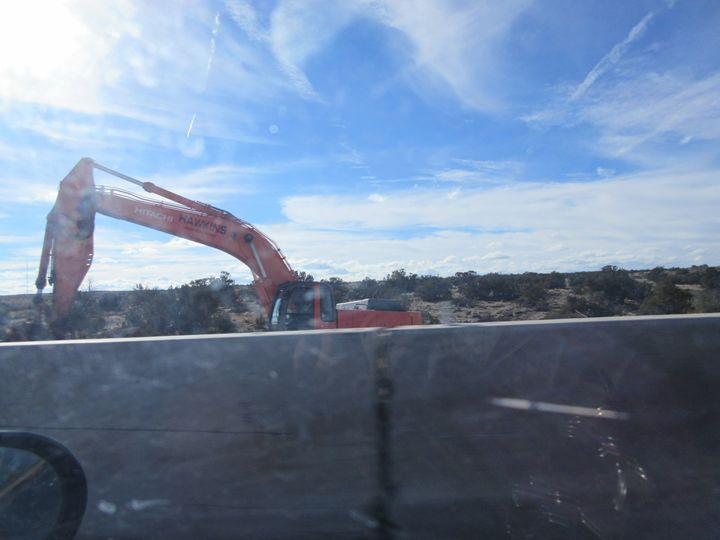 Arizona Bridge Construction - My Evil Twin