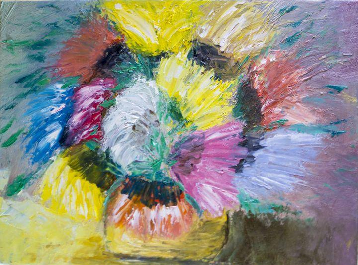 Flowers - Inga Ingaa