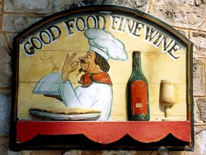 Good Food & Fine Wine