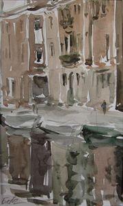 Backyard of Venice