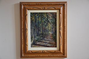 Forest Trail at Kanata Arboretum