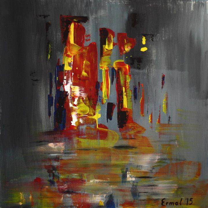 Mirrorring highlights - Ermal Azisllari