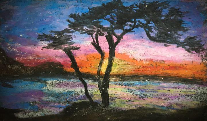 Sunset - Mariam