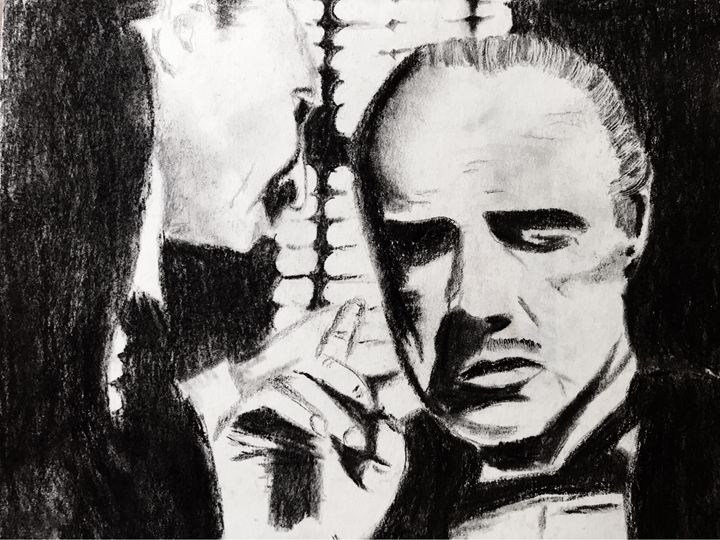 A scene from The Godfather - Mariam