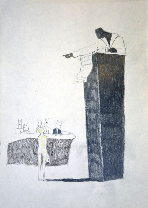 Judgement - Mariah Nikolic