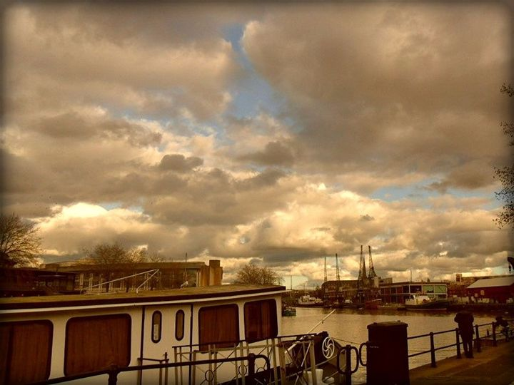 Bristol Harbour - Heathers Art