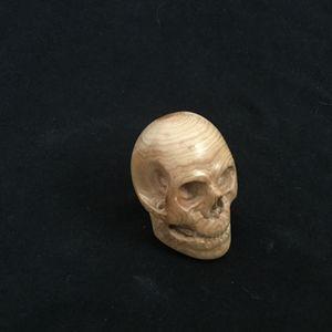Cherrywood Skull