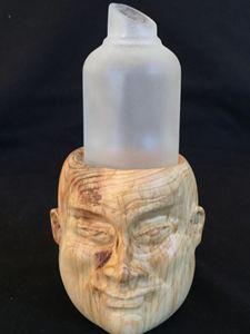 Kunst- Vase