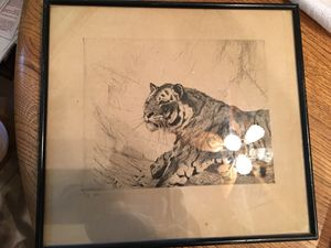 Kuhnert, Wilhelm's Tiger