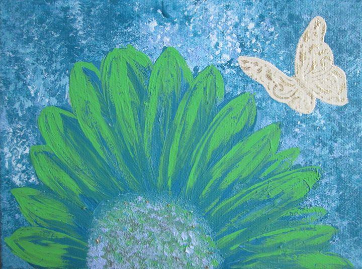 Dream of a butterfly - Alexandra Luiza Dahl