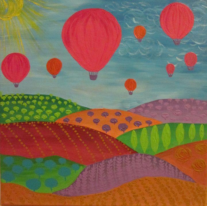 A summer day - Alexandra Luiza Dahl