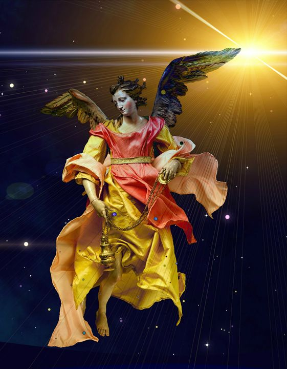 Angel 1B. - Alexandra Luiza Dahl