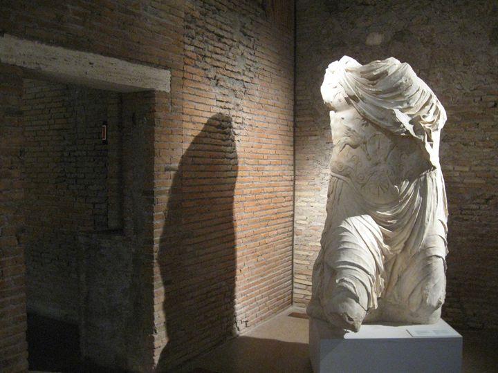 Rome, Italy view - 1 - Alexandra Luiza Dahl