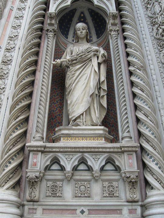 Florence, Italy view - 2 - Alexandra Luiza Dahl