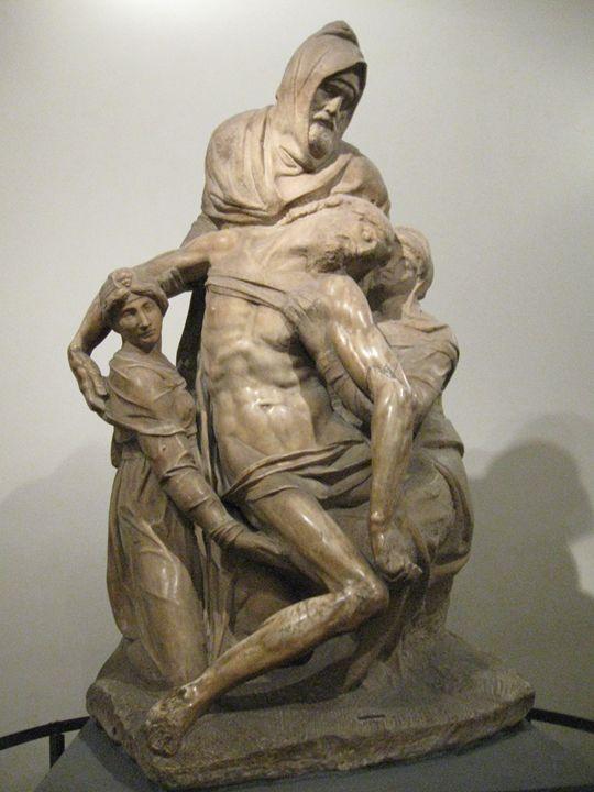 Michelangelo - Florence Pietà - Alexandra Luiza Dahl