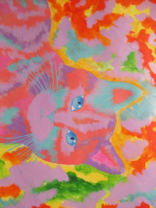 A cat named Pat - Alexandra Luiza Dahl
