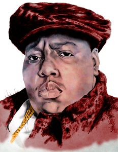 Notorious B.I.G. (color)