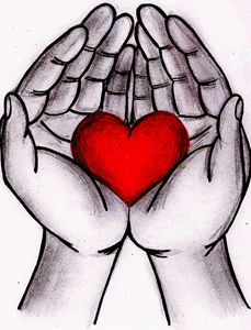 You Hold My Heart in Your Hands