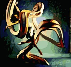 Dancing midair