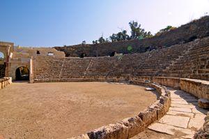 Israel, Bet Shean Roman theatre, - PhotoStock-Israel
