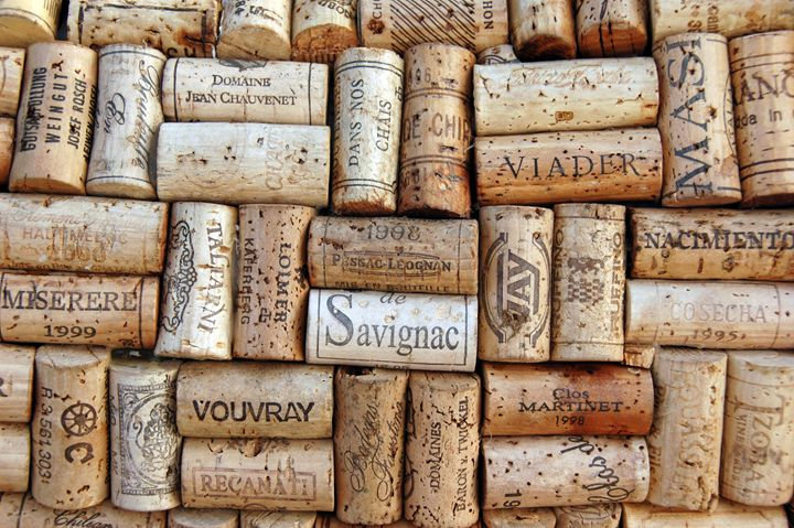 an assortment of wine bottle corks - PhotoStock-Israel