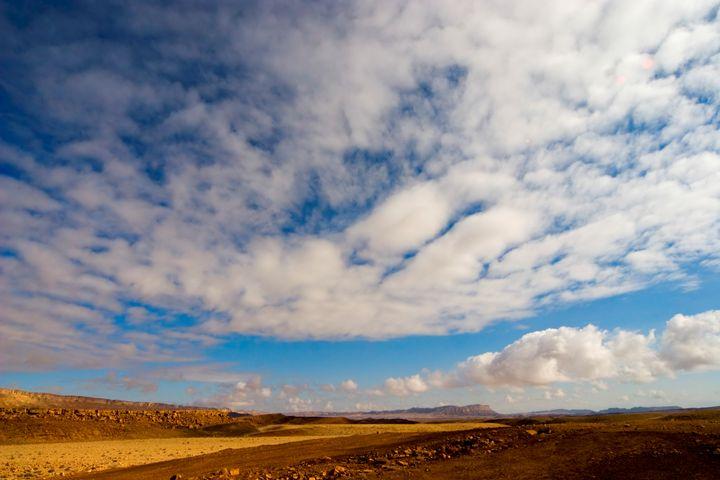 The Ramon Crater, Negev, Israel - PhotoStock-Israel